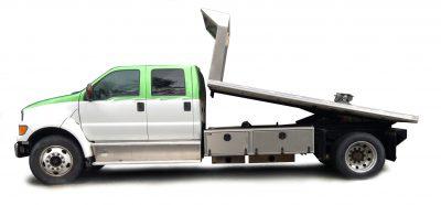 Campbell River flat deck trucking